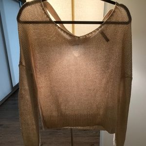 Tilly's Cozy Off-White Sweater